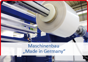 "Maschinenbau ""Made in Germany"""